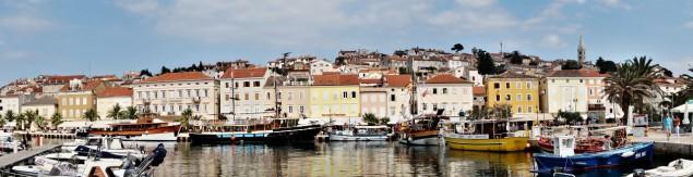Mali Lošinj, panorama přístavu | Foto: A. Slatinský